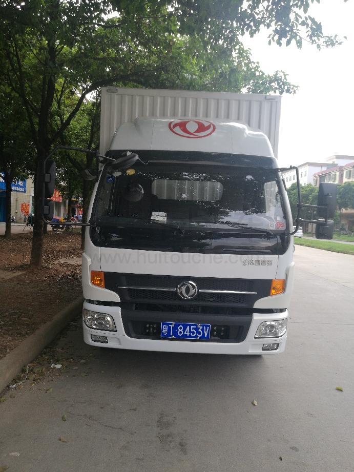 广东省广州市到广东省珠海市 厢式密封车 空车配货