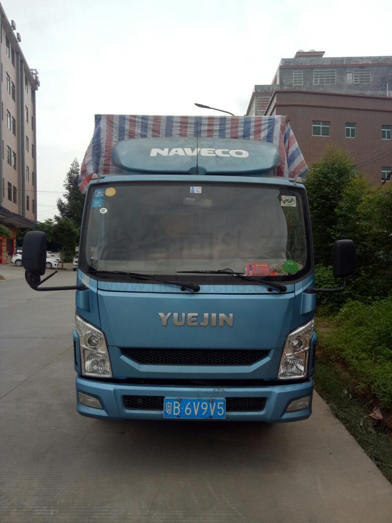 广东省东莞市到广东省 厢式尾板车 空车配货