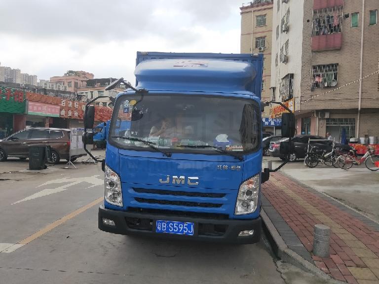 广东省广州市到广东省深圳市 厢式密封车 空车配货