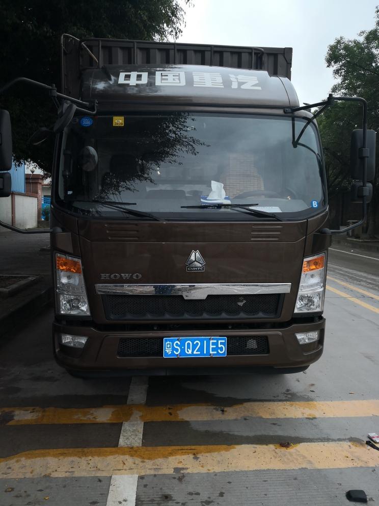 广东省广州市增城到广东省惠州市 厢式尾板车 空车配货