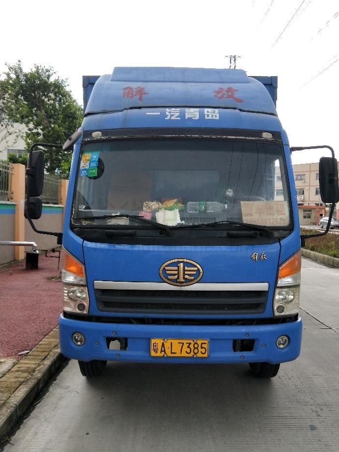 广东省东莞市到广东省广州市增城 厢式密封车 空车配货